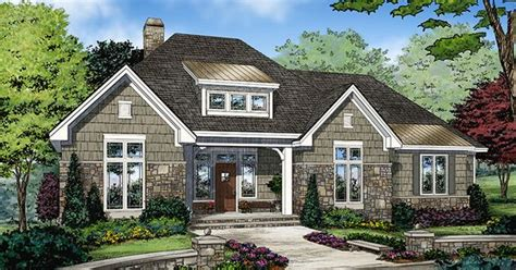 1914 Sq Ft House Plan The Greer By Donald A. Gardner
