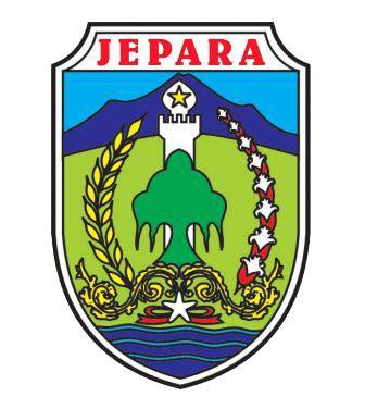 berkaslogo pemkab jeparajpg wikipedia bahasa indonesia