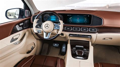 Mercedes benz unveils mercedes maybach gls luxury suv. 2021 Mercedes-Maybach GLS SUV Overview and Features