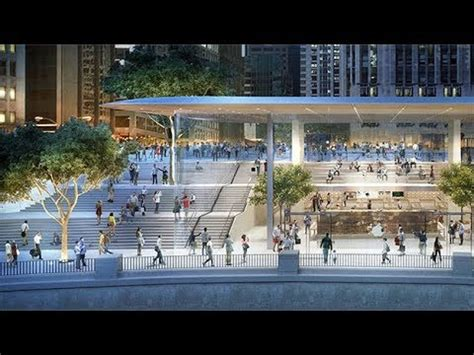 apple new store quot town square quot in chicago