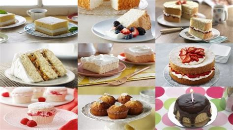 18 easy sponge cake recipes recipes food network uk