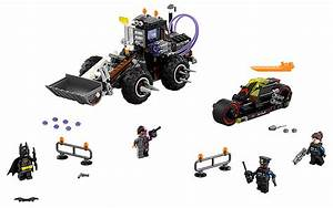 'LEGO Batman Movie' Sets Reveal Bane, Harley Quinn and More