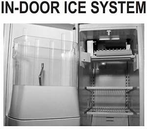 Whirlpool In-door Ice Maker Repair