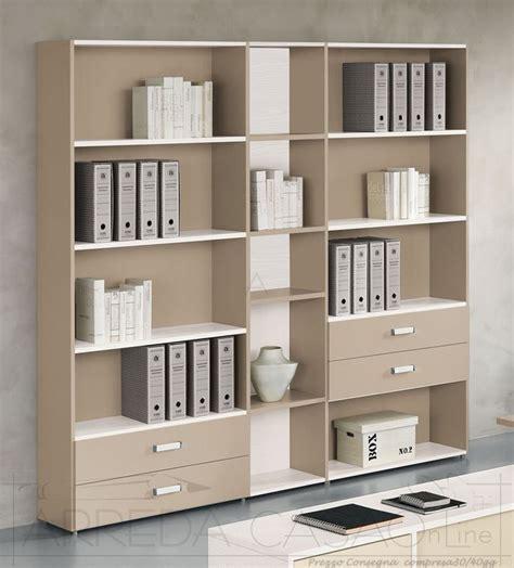 Libreria Ufficio - beautiful mobili per ufficio componibili scrivania