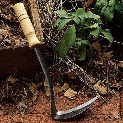 forged japanese kitchen knives japanese weeding sickle garrett wade