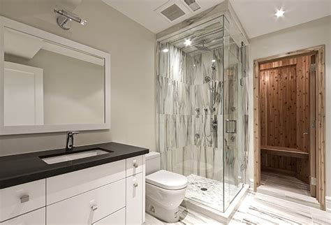 20 Cool Basement Bathroom Ideas  Home Interior Help