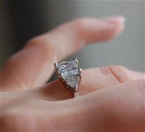 clean your engagement and wedding ring at home arabia weddings