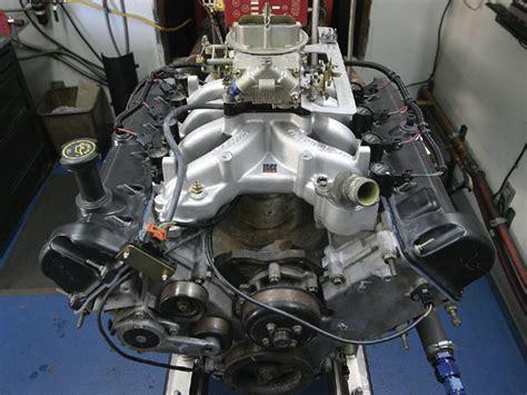 ford  engine junkyard jewel ford   engine