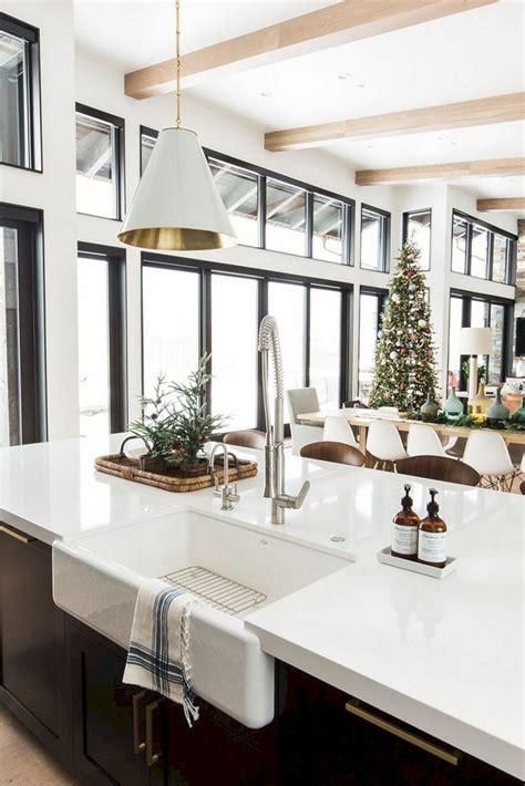 white modern farmhouse interior design 34 decorathing