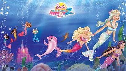 Mermaid Barbie Tale