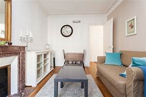 Les concepteurs artistiques location appartement paris 16 for Location appartement meuble paris 16