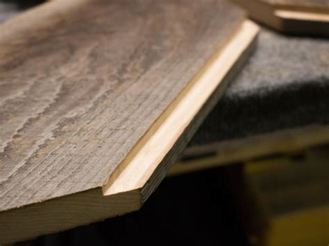 How To Make Barn Wood by How To Make A Rustic Picture Frame Diy Network