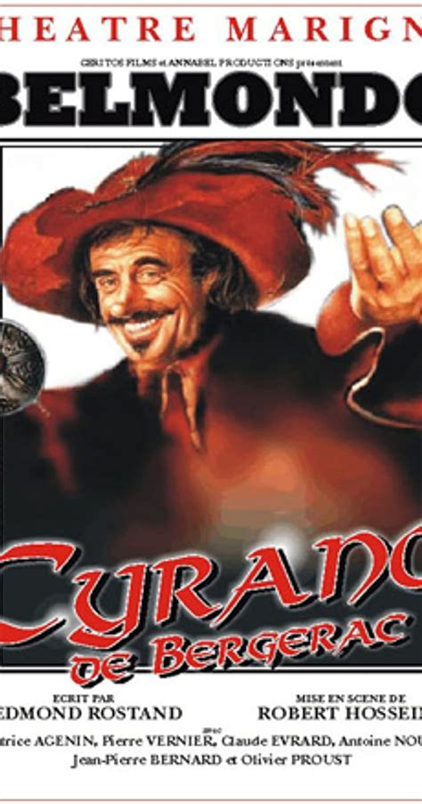 We did not find results for: Cyrano de Bergerac (TV Movie 1990) - IMDb
