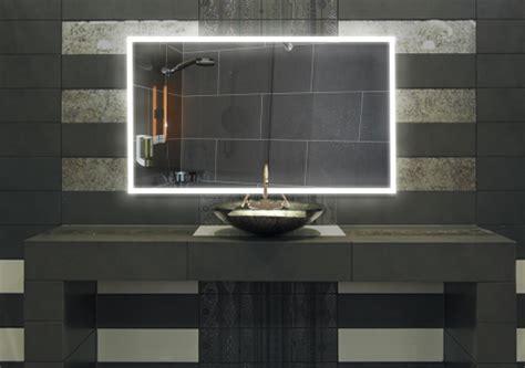 badspiegel led beleuchtung badspiegel led quot guzzi quot wandspiegel led spiegel led