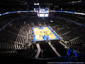 Chesapeake Energy Arena Section 317 Oklahoma City