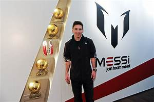 adidas launches Messi Gallery – SportLocker