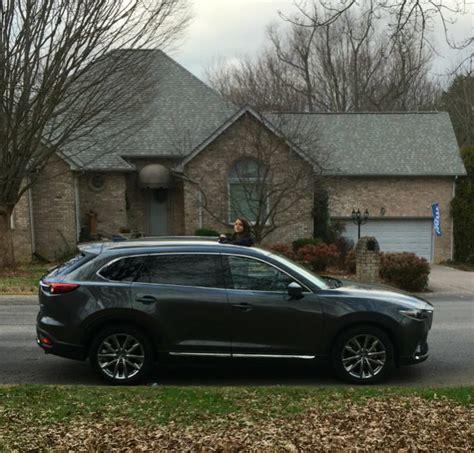 2016 Mazda Cx9 Signature Awd Review A Sleek Family Car
