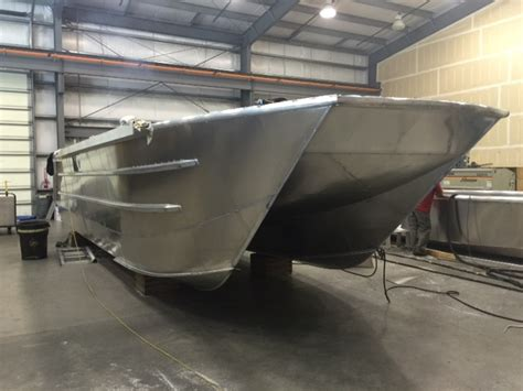 Aluminum Catamaran Hull For Sale by Ashbreez Boatworks Home
