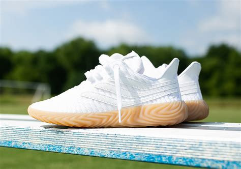 adidas sobakov white gum bb sneakernewscom