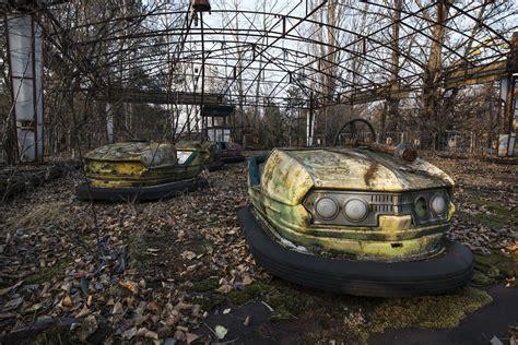 Pripyat After Chernobyl Disaster  Bored Panda