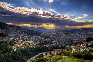 Sarajevo - City In Bosnia And Herzegovina