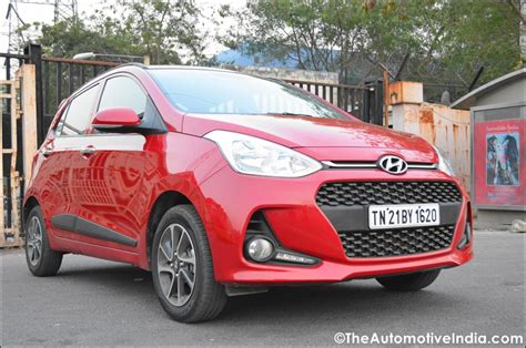 Review Hyundai Grand I10 by Hyundai Grand I10 2017 Review Pictures Grand Expectations