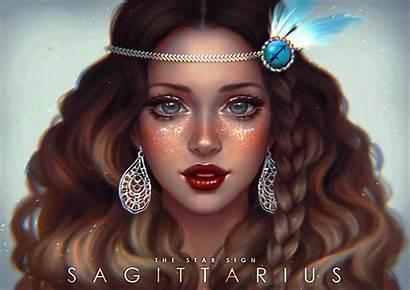 Sagittarius Wallpapers Desktop Fantasy