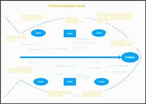 9 Fishbone Diagram Template In Ms Powerpoint