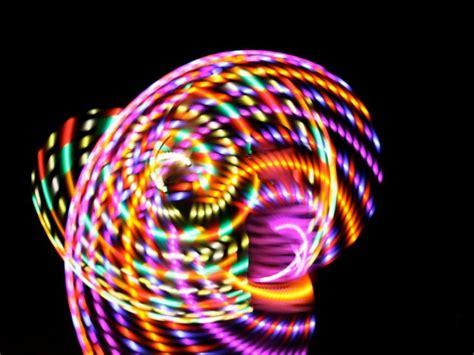 light up hula hoop light up the with the napa hoopers led hula hoop