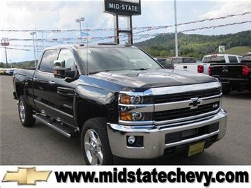 Chevrolet Silverado 2500hd For Sale West Virginia