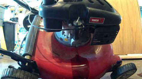 Push Mower Fuel Filter by How To Change The On Yard Machine Lawn Mower