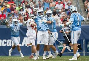 UNC edges Maryland in OT for first NCAA lacrosse ...