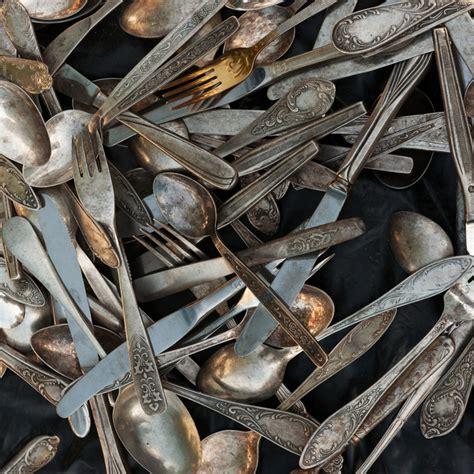 Altes Silberbesteck Reinigen by Ihr Silberbesteck Ist Angelaufen 187 So Wird Es Wieder Sauber