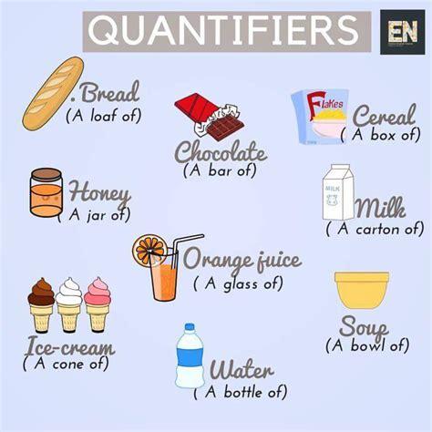 quantifiers english  life