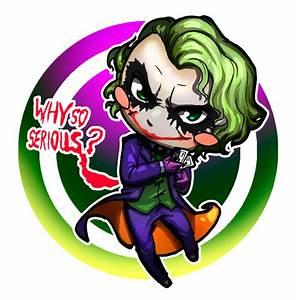 Joker [Batman, The Dark Knight Fan-Art] by Jesse-Dixium on ...