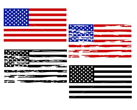✓ free for commercial use ✓ high quality images. American flag distressed svg 4th of july svg Fourth of July