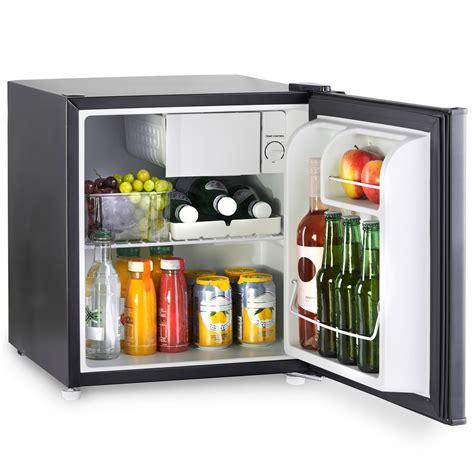 vonshef  mini fridge freezer small table top drinks beer cooler compact black ebay