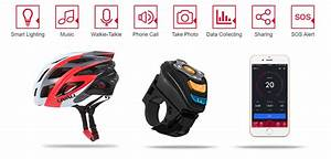 Handy App Kilometerzähler : fahrradhelm intelligente smart led helm mit ~ Kayakingforconservation.com Haus und Dekorationen
