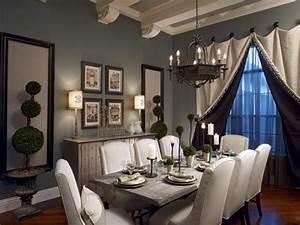 20, Romantic, Style, Dining, Room, Ideas
