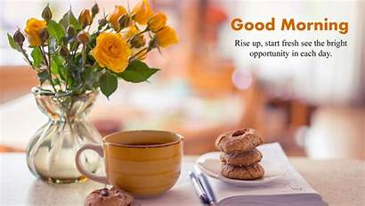 Morning Quotes Flowers Gm