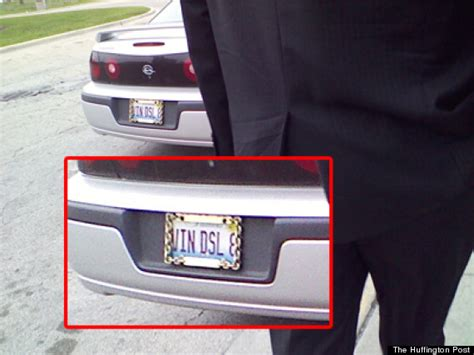 how much is a vanity plate 22 vanity plates that will make you shake your huffpost