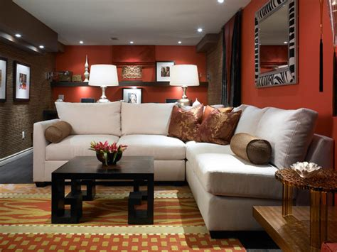 basement makeover ideas from candice decorating and design ideas for interior rooms hgtv