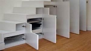 10 astuces rangement sous escalier futees et pratiques With couleur mur bureau maison 12 amenagement entree maison fonctionnel et esthetique