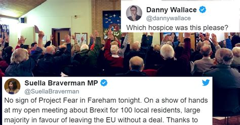 tory mp  owned   pro brexit tweet