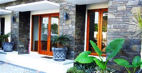 tips memilih keramik terbaik  dinding teras rumah