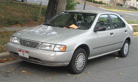 File:95-97 Nissan Sentra.jpg - Wikimedia Commons