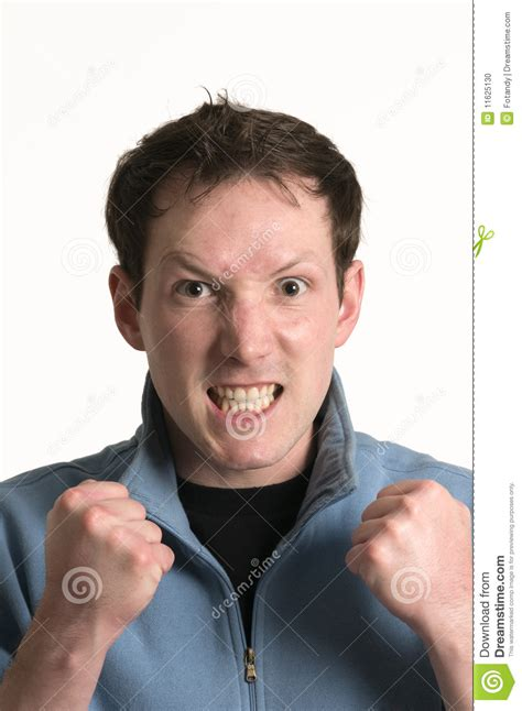 Angry man stock photo. Image of object, front, number - 11625130
