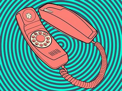 Call Phone Making Comeback Phonecall Lowly Wired
