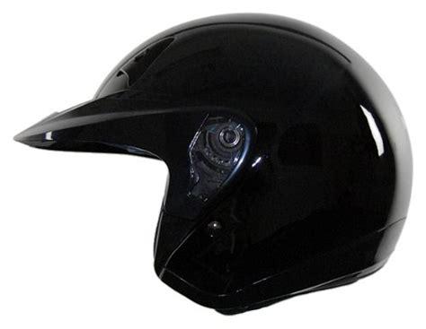 Vega Nt 200 Open Face Helmet (gloss Black, Xxxxx-large