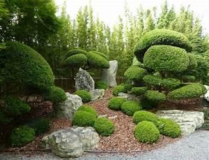 Idée Jardin Japonais : d co jardin zen en 100 id es inspirantes ~ Nature-et-papiers.com Idées de Décoration